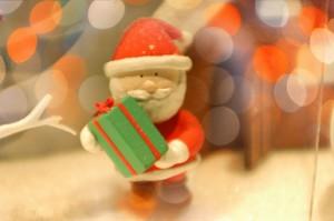 メリークリスマス*<(* ̄▽ ̄)ノ☆;:*:;☆